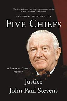Five Chiefs book cover