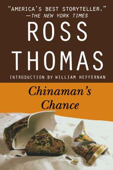 Chinaman's Chance book cover
