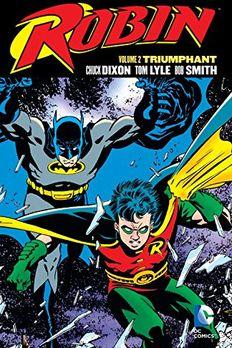 Robin Vol. 2 book cover