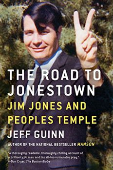 The Road to Jonestown book cover