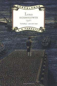 Lord Hornblower book cover