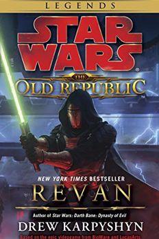 Revan book cover