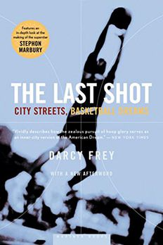 The Last Shot book cover