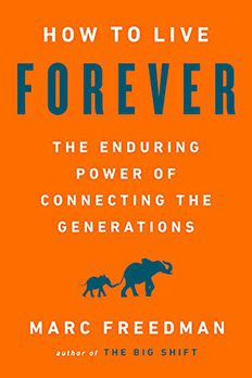 How to Live Forever book cover