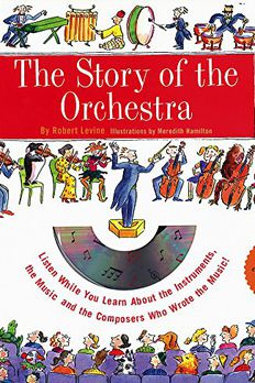Story of the Orchestra  book cover