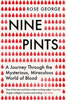 Nine Pints book cover