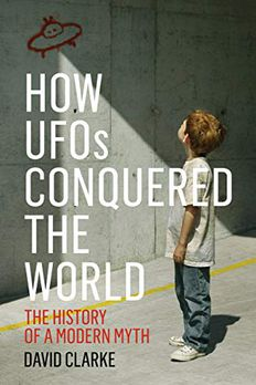 How UFOs Conquered the World book cover