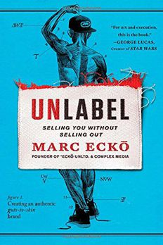 Unlabel book cover