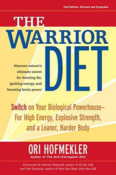 The Warrior Diet book cover