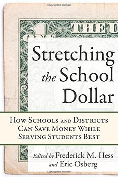 Stretching the School Dollar book cover