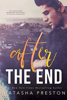 After the End book cover