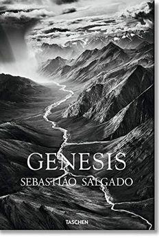 Sebastião Salgado. GENESIS book cover