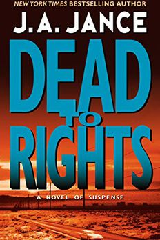 Dead To Rights book cover