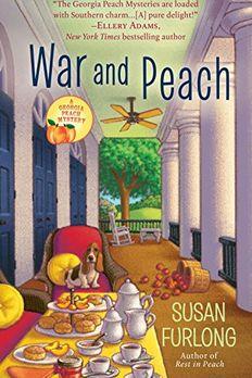 War and Peach book cover