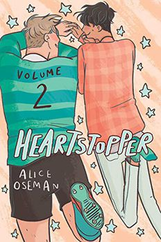 Heartstopper book cover