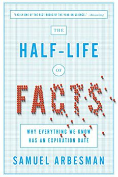 The Half-Life of Facts book cover