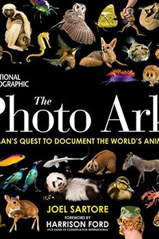 National Geographic The Photo Ark book cover