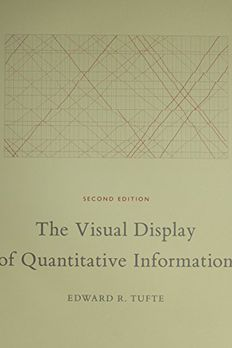The Visual Display of Quantitative Information book cover