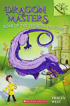 Roar of the Thunder Dragon book cover