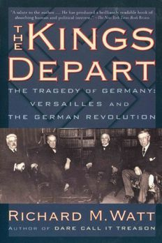 The Kings Depart book cover