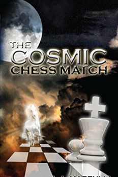 The Cosmic Chess match book cover