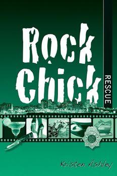 Rock Chick Rescue book cover
