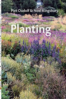 Planting book cover