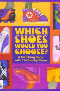 Which Shoes Would You Choose? -Find & Fit Series book cover