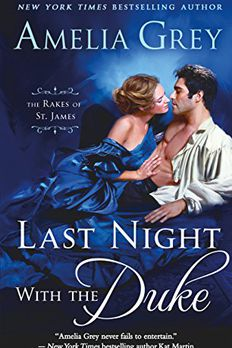 Last Night with the Duke book cover