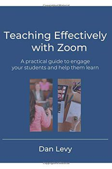Teaching Effectively with Zoom book cover