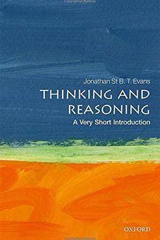Thinking and Reasoning book cover