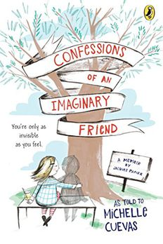 Confessions of an Imaginary Friend book cover
