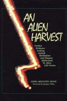 An Alien Harvest book cover