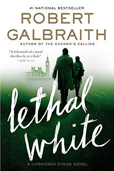 Lethal White book cover