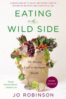 Eating on the Wild Side book cover