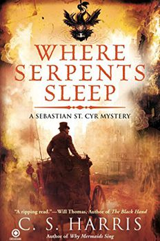 Where Serpents Sleep book cover