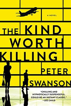 The Kind Worth Killing book cover