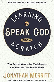 Learning to Speak God from Scratch book cover