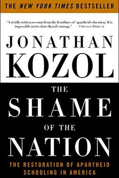 The Shame of the Nation book cover