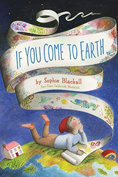 If You Come to Earth book cover