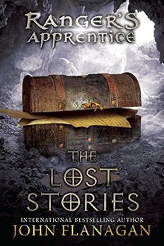 The Lost Stories book cover