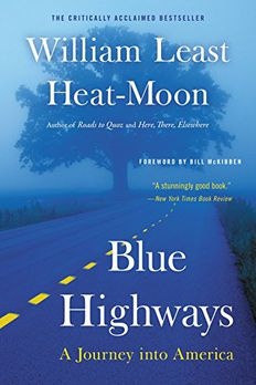 Blue Highways book cover