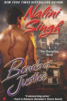 Bonds of Justice book cover