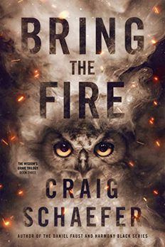 Bring the Fire book cover
