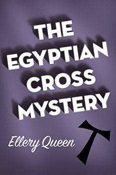 The Egyptian Cross Mystery book cover