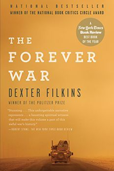 The Forever War book cover
