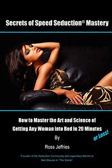 Secrets of Speed Seduction Mastery book cover