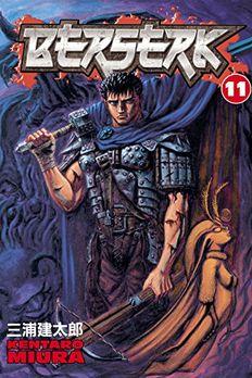 Berserk Volume 11 book cover