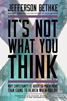 It's Not What You Think book cover