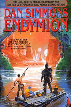 Endymion book cover